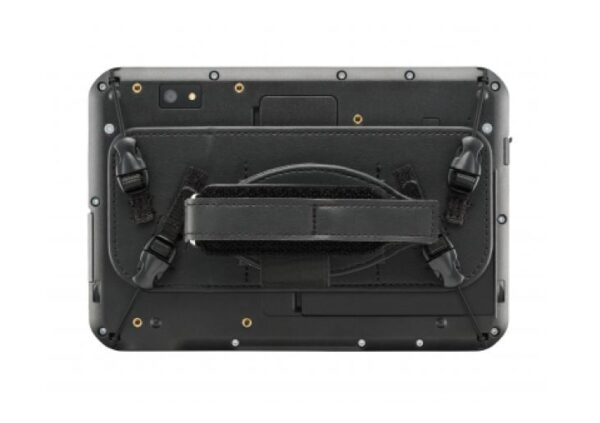 S1 Strap for one-handed usage of rugged android tablet